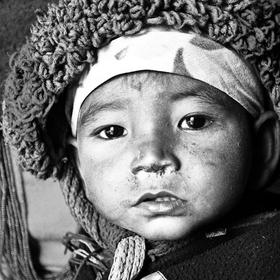kid, westnepal